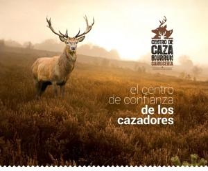 FONDO-INICIO Centro de caza Murieta Navarra