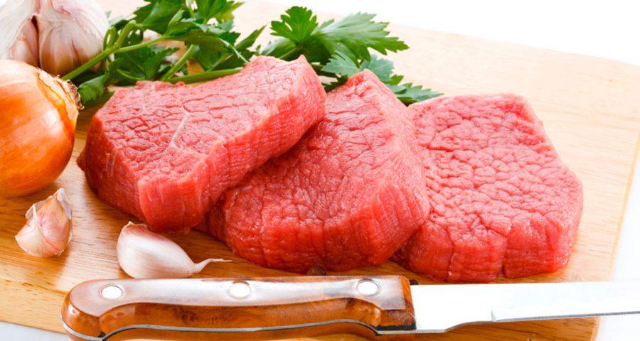 Cómo ayuda la carne a adelgazar. Centro de caza